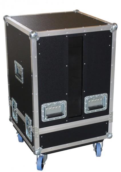 L-Acoustics Kiva2, 4 Stück + Fach für Flugrahmen KIBU II/SB
