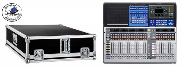 PreSonus StLive24 Serie III mit Kabelraum